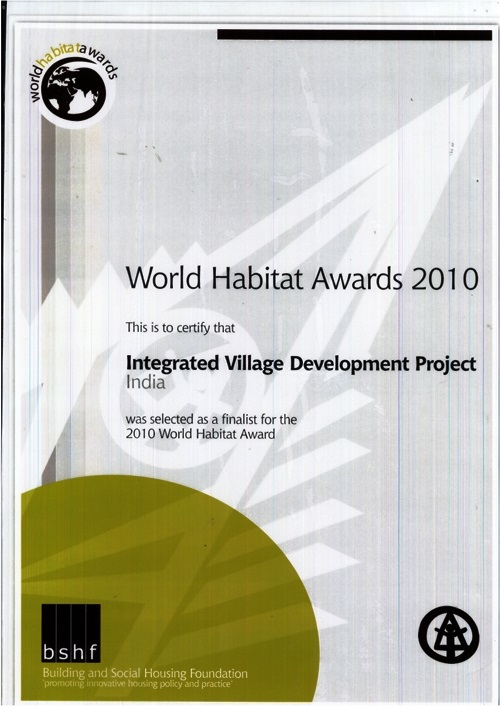 World Habitat Awards 2010